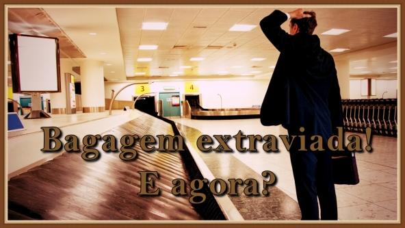 bagagem extraviada dano moral